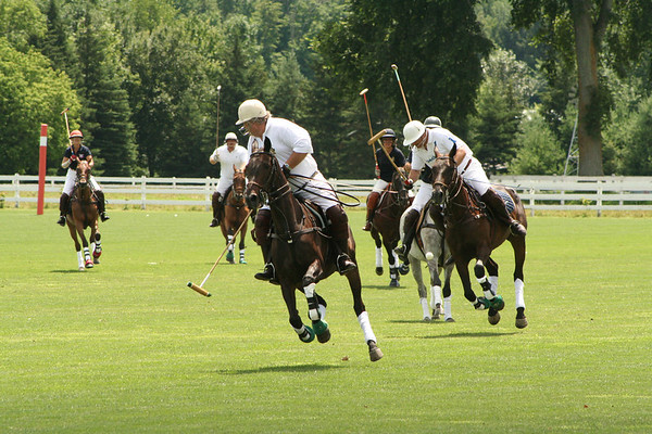 Club Polo Nacional - practice chukkars 2006