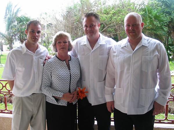 Aaron and Jody - Wedding April 2005